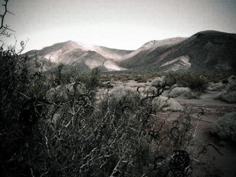 Barrancas - Malargue, Argentina