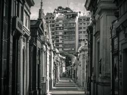 BsAs - cementerio Recoleta, Argentina