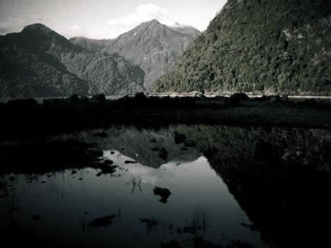 Caleta Gonzalo - Argentina