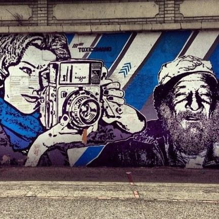 More Street art!