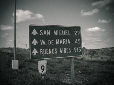 Ojo de Agua - Villa de Jesus Maria, Argentina