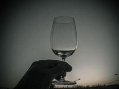 San Rafael - Wine glass, Argentina