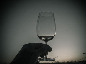 San Rafael - Wine glass, Argentina