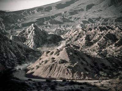 Seclantas - Parque Nac. Los Cardones, Argentina