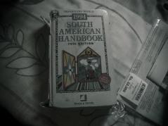 South American Handbook 1994