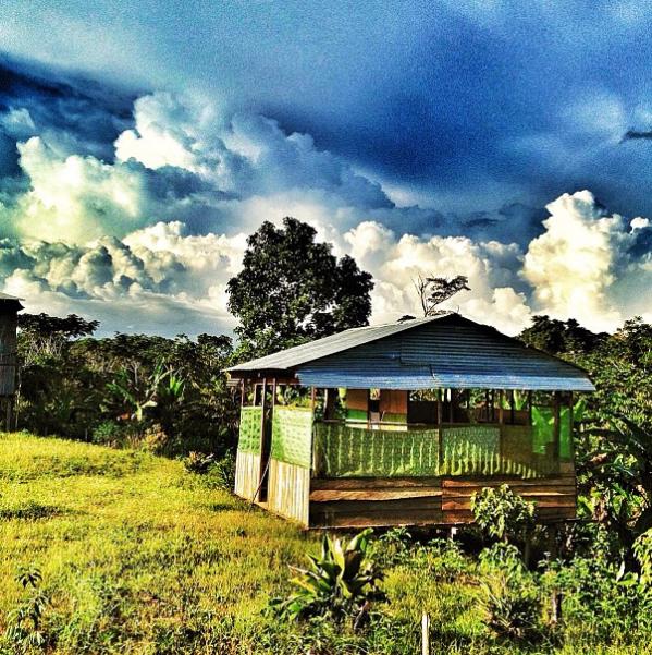 My Tambo near Iquitos