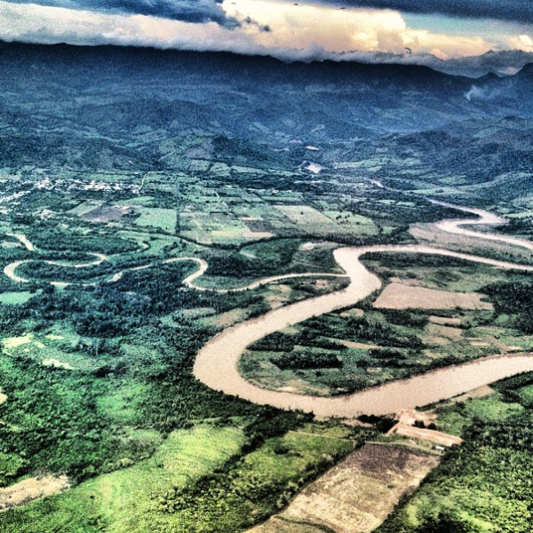 Tributary to the Amazon
