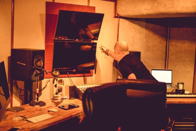 Steve editing