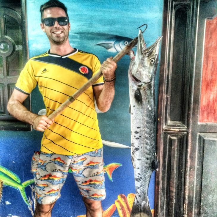 Fishing in the Caribbean a la Hemingway.