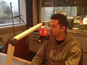 CBC Radio on air